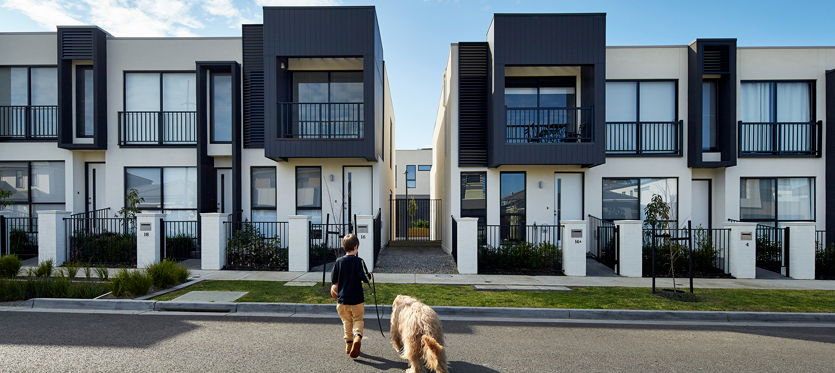 The benefits of Low Rise Medium Density Housing